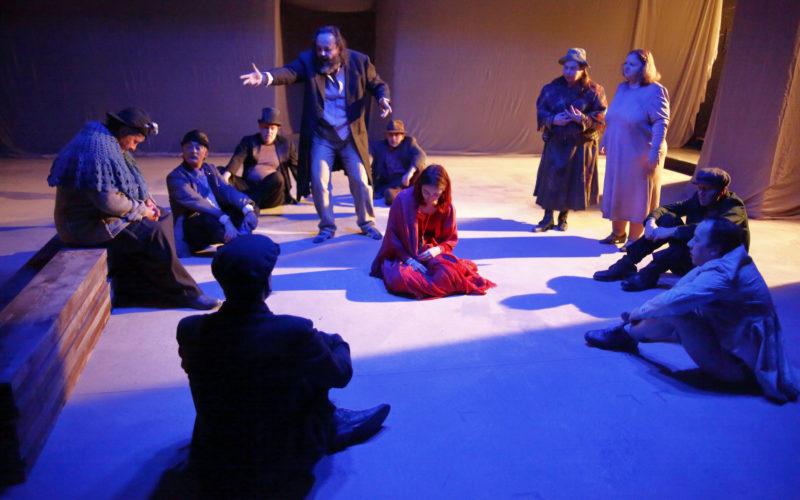 """Garella: «Teatro sociale? Preferisco chiamarlo """"Teatro civile""""»"""
