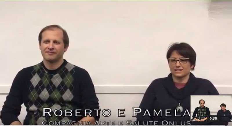 Fantasmi. Intervista video con Pamela Giannasi e Roberto Risi