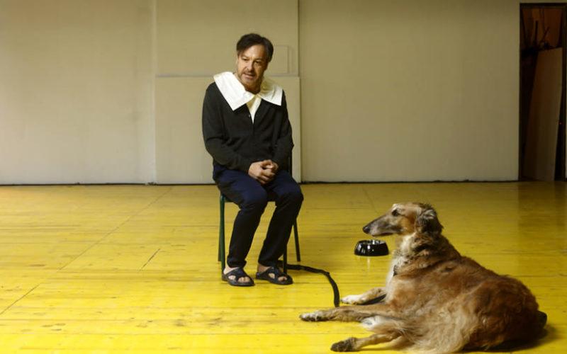 L'arte del teatro e dell'attore. Fotoreportage con Paolo Musio