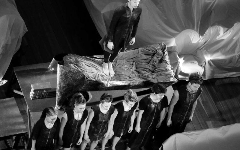 """I Giuramenti del Teatro Valdoca, prima della """"Convocazione"""""""