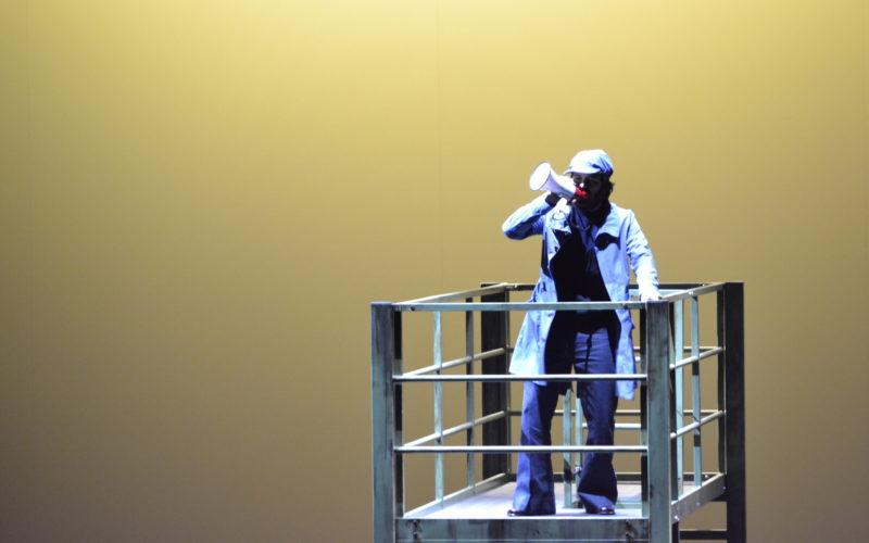 """Quarantasette anni dopo, arriva a teatro """"La classe operaia"""" di Longhi"""