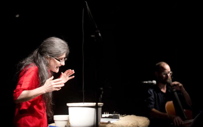 Il tumulto infernale di Chiara Guidi: gli Esercizi per voce e violoncello sulla Commedia
