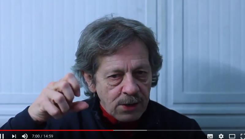 Li Buffoni fra Arte e Salute. Intervista video a Nanni Garella