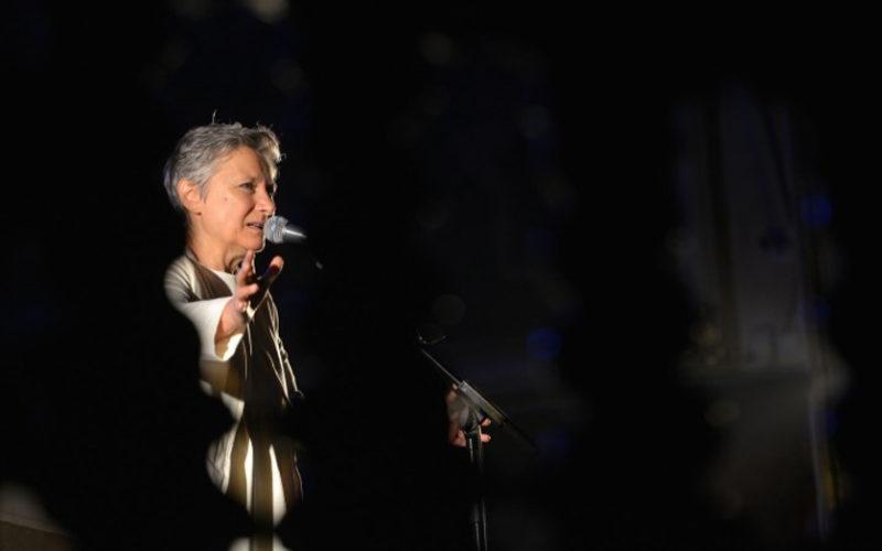 """""""Bello mondo"""": il corpo e la voce di Mariangela Gualtieri"""