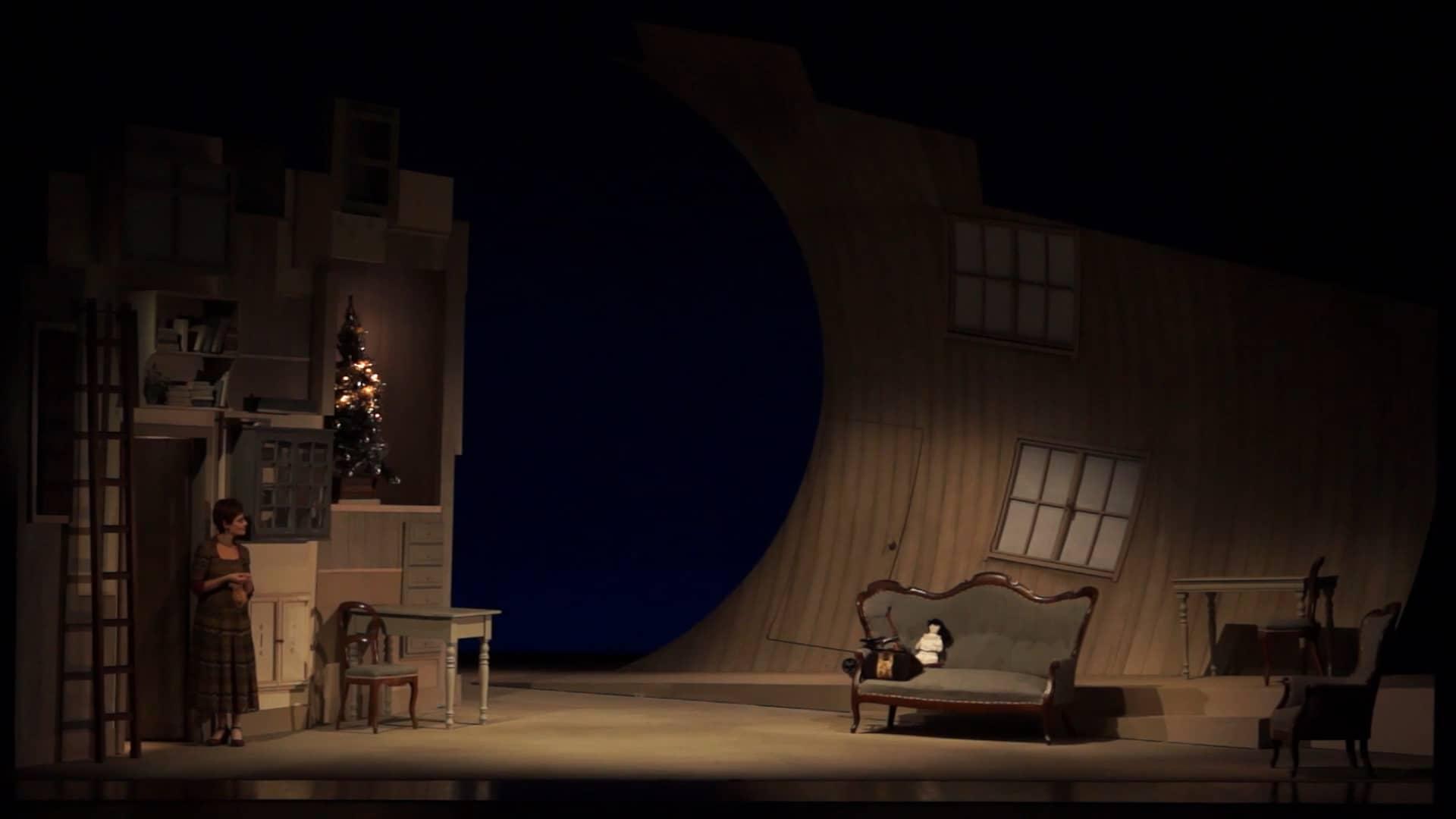 casa di bambola teatro manzoni