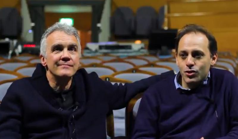 La speranza l'utopia. Intervista a Marco Martinelli e Alessandro Argnani