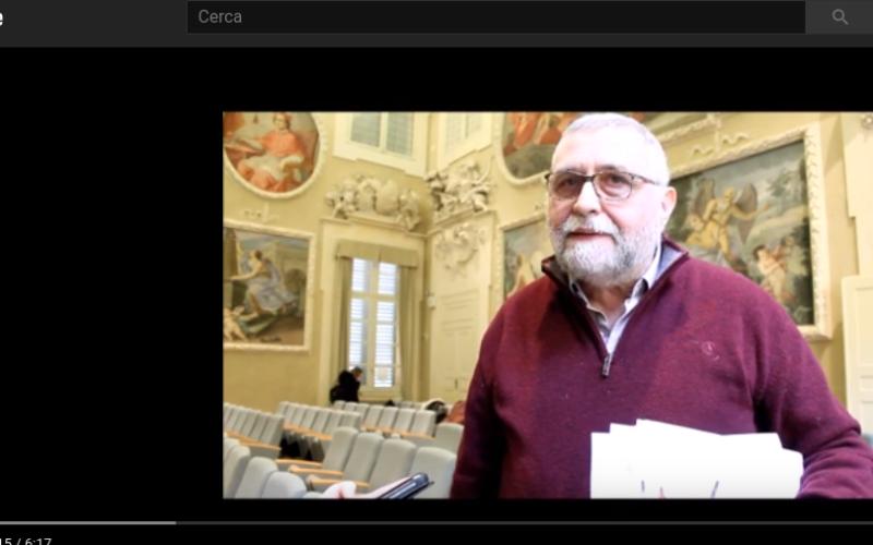 La Soffitta 2019. Videointervista a Gerardo Guccini
