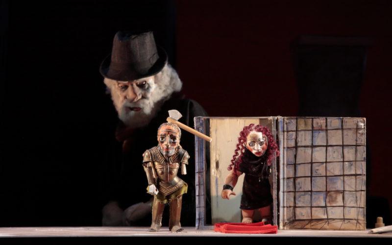 Menelao di Davide Carnevali, l'insoddisfazione della tragedia