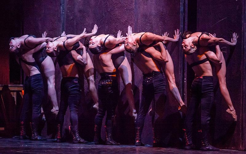 Per chi ama e sospetta o dell'universalità di Otello del Balletto di Roma