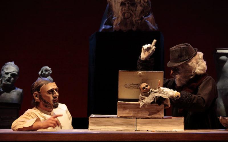 """Il tragico e il contemporaneo. Riflessioni a partire da """"Menelao"""" di Carnevali"""