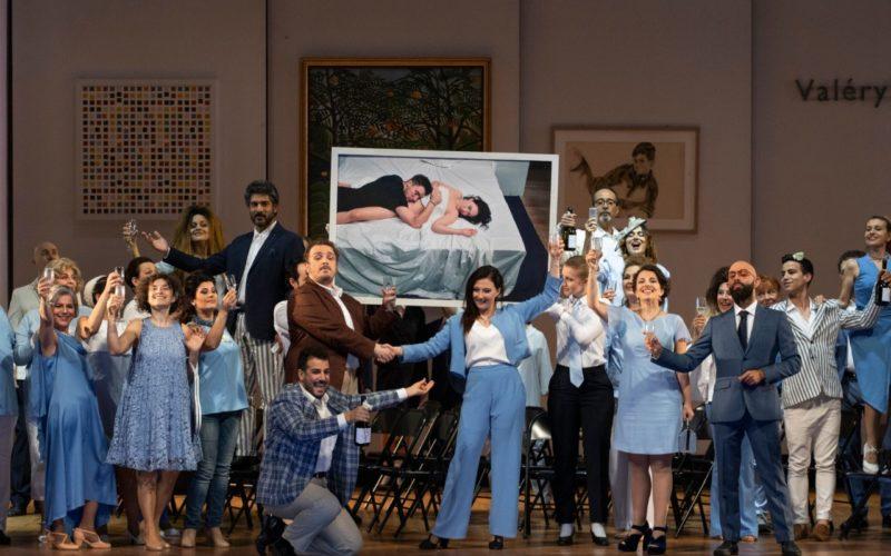 """L'amore mercificabile. """"La Traviata"""" di Andrea Bernard"""