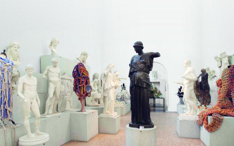 Sissi a Palazzo Bentivoglio: l'intimità del corpo ibrido