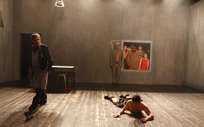 "L'inferno umano secondo Viganò. Un attraversamento de ""Il ballo"""