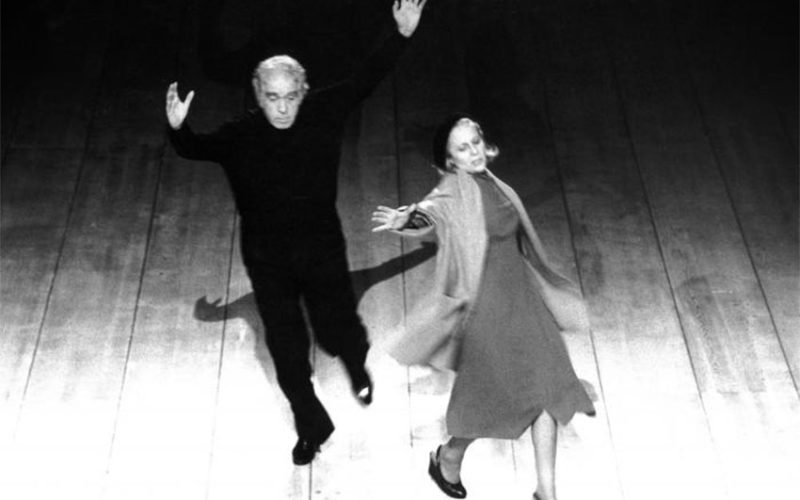 Elvira o la passione teatrale di Strehler: intorno alla recitazione